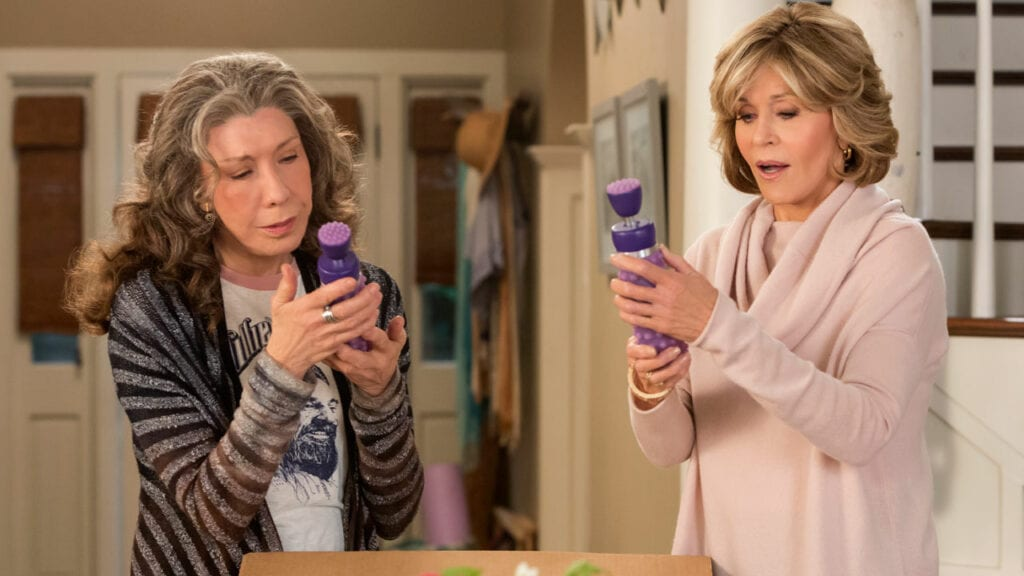 Grace and Frankie Season 6 Lily Tomlin Jane Fonda