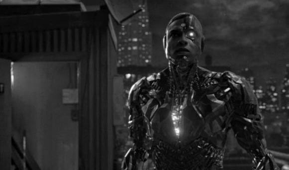 Snyder´s Cut Justice Legaue Cyborg