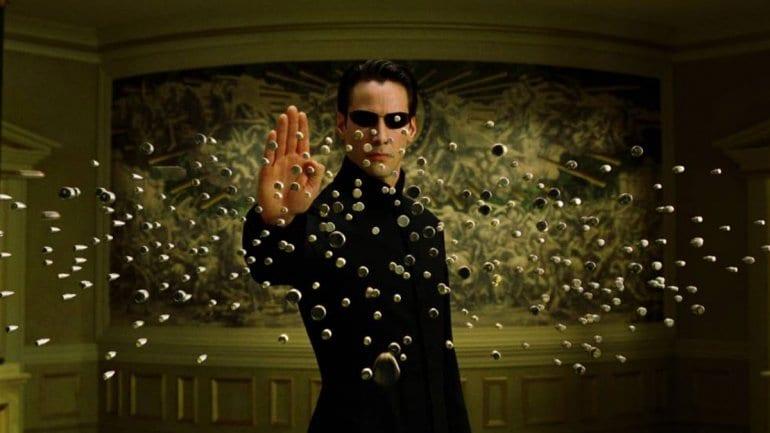Matrix Neo Brad Pitt