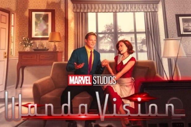 WandaVision 2020 Disney+