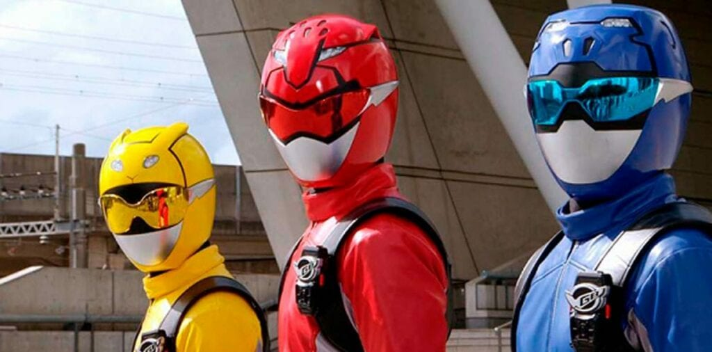 Power Rangers Beast Morphers Netflix