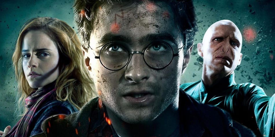 Donde ver las peliculas de harry potter Saga completa Amazon Prime Video