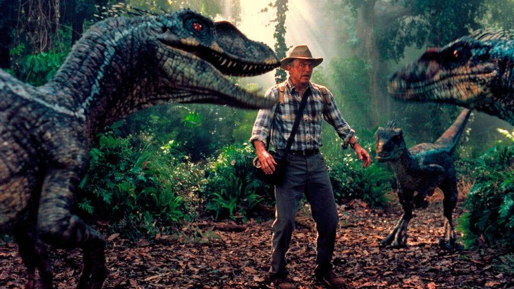 Jurassic Park 3 Netflix