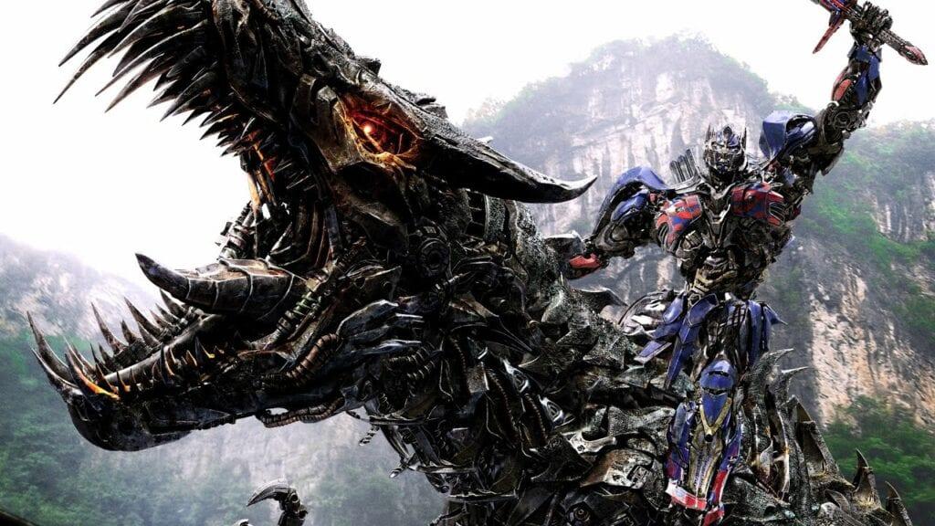 Transformers 4 Netflix La era de la extinción