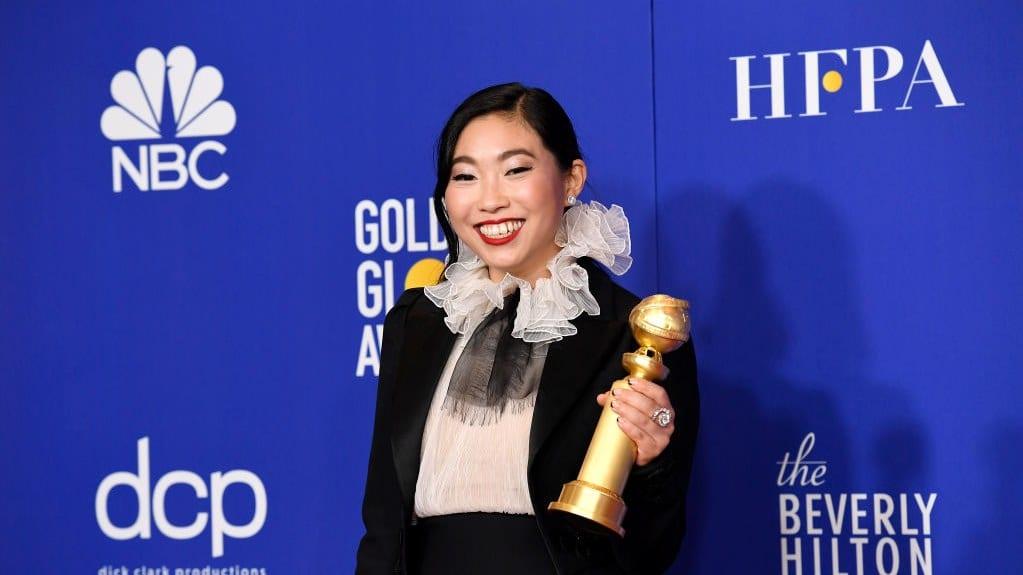 Awkwafina The Farewell Golden Globes