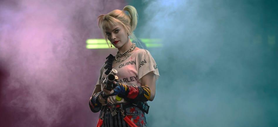 Birds Of Prey Reseñas Margot Robbie