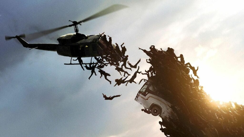 Guerra Mundial Z 2 Brad Pitt Producción