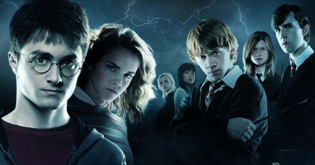 Harry Potter Netflix La Orden del Fenix