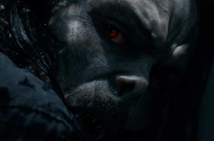 Morbius Trailer UCM