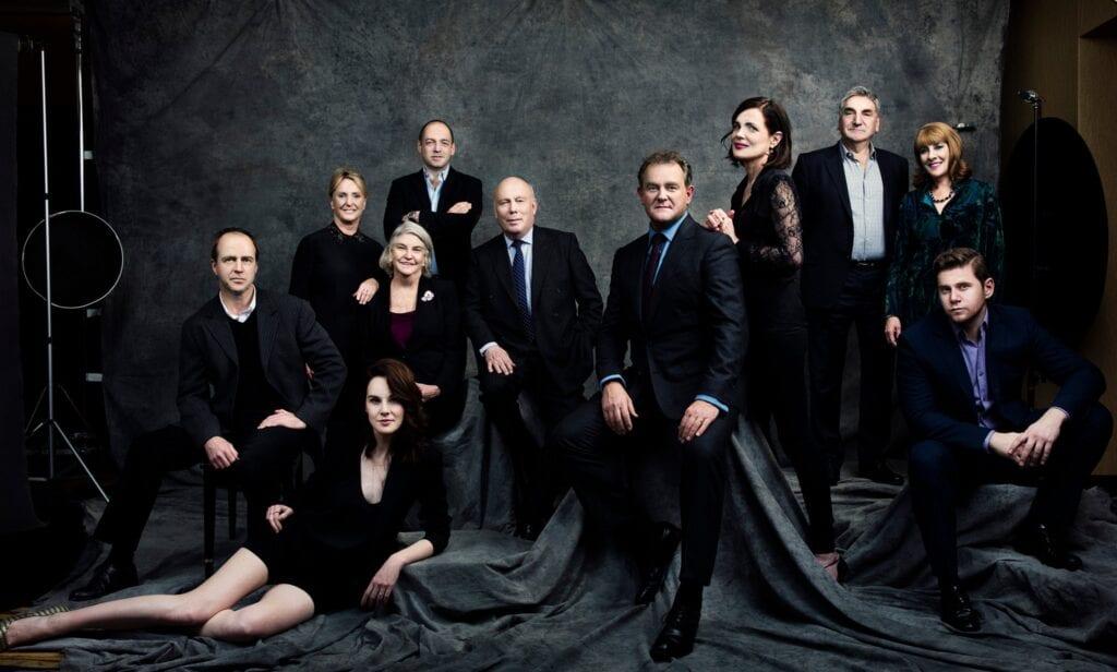 Downton Abbey nueva película