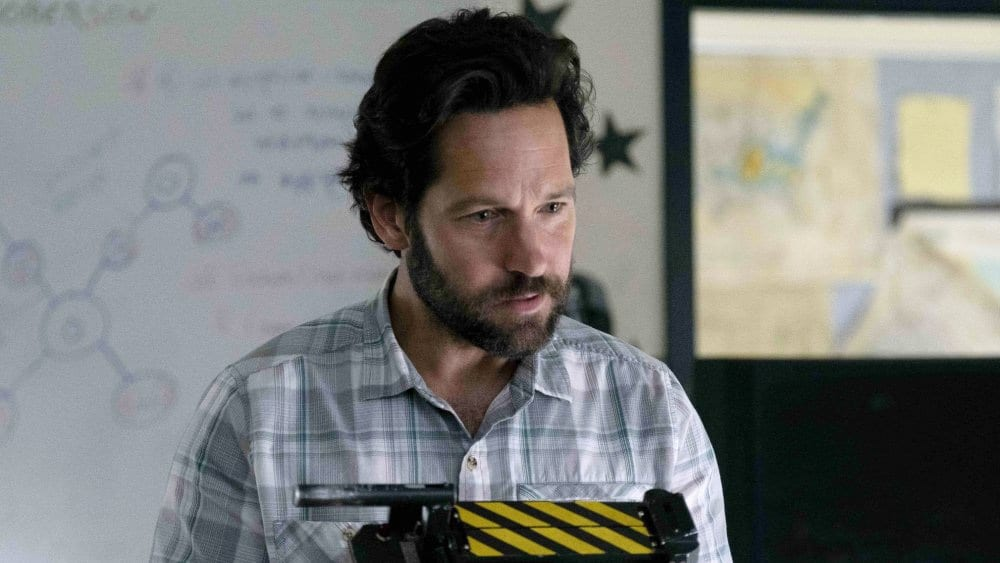 Paul Rudd Ghostbusters 3 afterlife