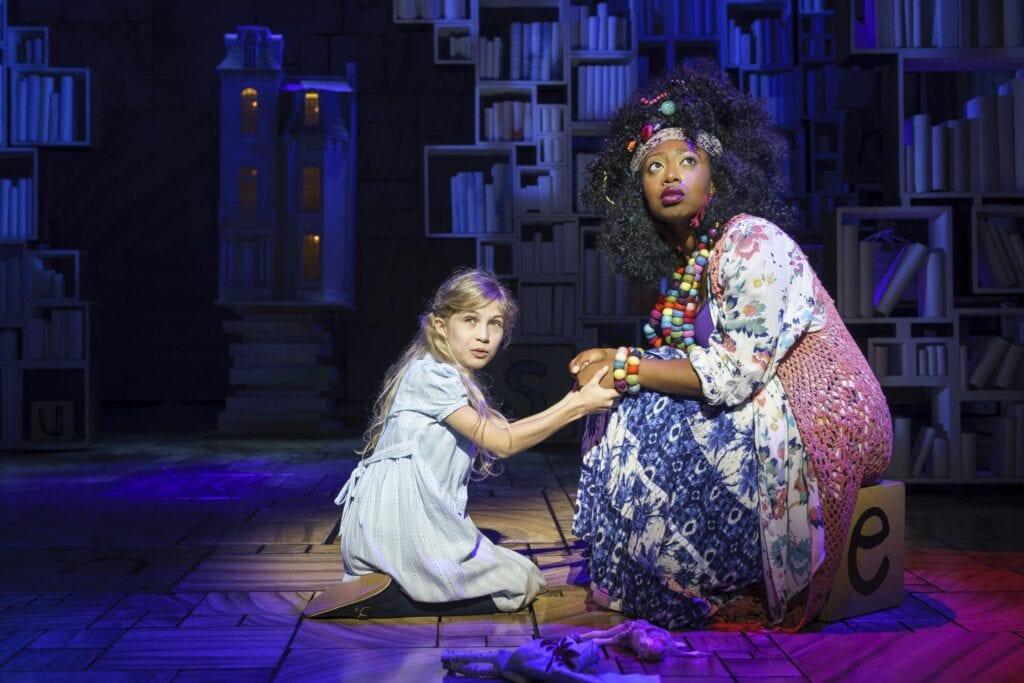 Matilda El Musical Broadway