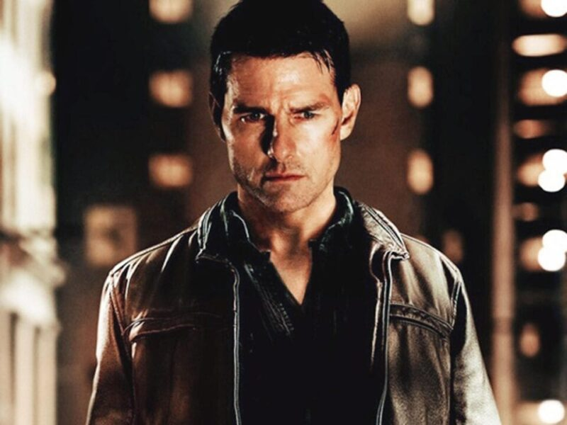 Jack Reacher Amazon Serie