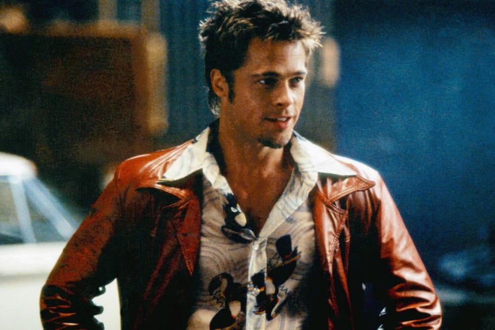 Brad Pitt Matrix joven