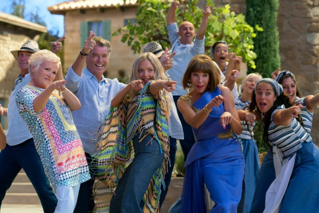 Mamma Mia 2 Una y otra vez Amazon Prime Video