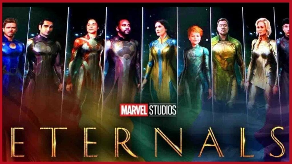 The Eternals  UCM