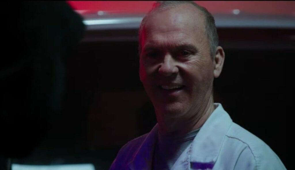 Michael Keaton UCM Buitre Morbius
