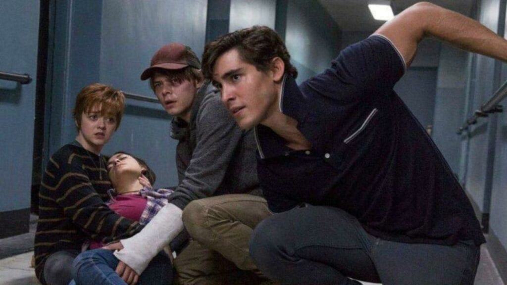 the new mutants trailer disney