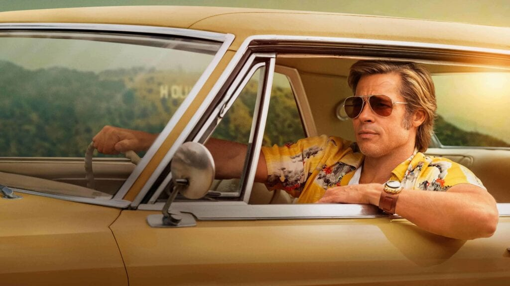 Golden Globes Once Upon A Time In Hollywood Brad Pitt