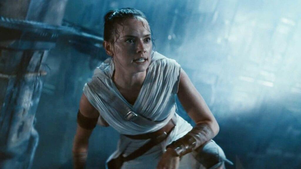Rey star wars the rise of skywalker Daisy Ridley