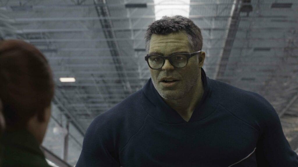 mark ruffalo hulk avengers endgame