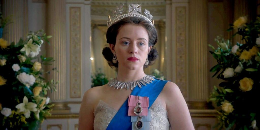 The Crown  Reina Quinta temporada