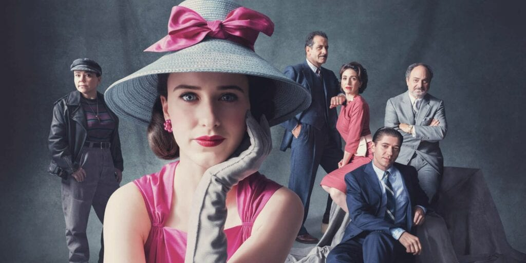 The Marvelous Mrs. Maisel: Temporada 3 Doblada Amazon Prime Video