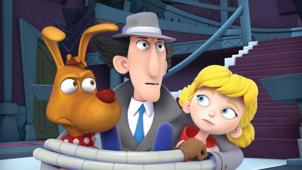 Inspector Gadget Netflix