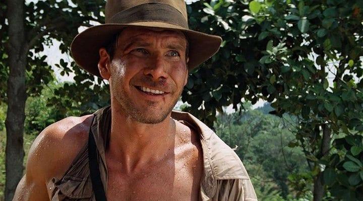 Harrison Ford Indiana Jones 5 Spielberg