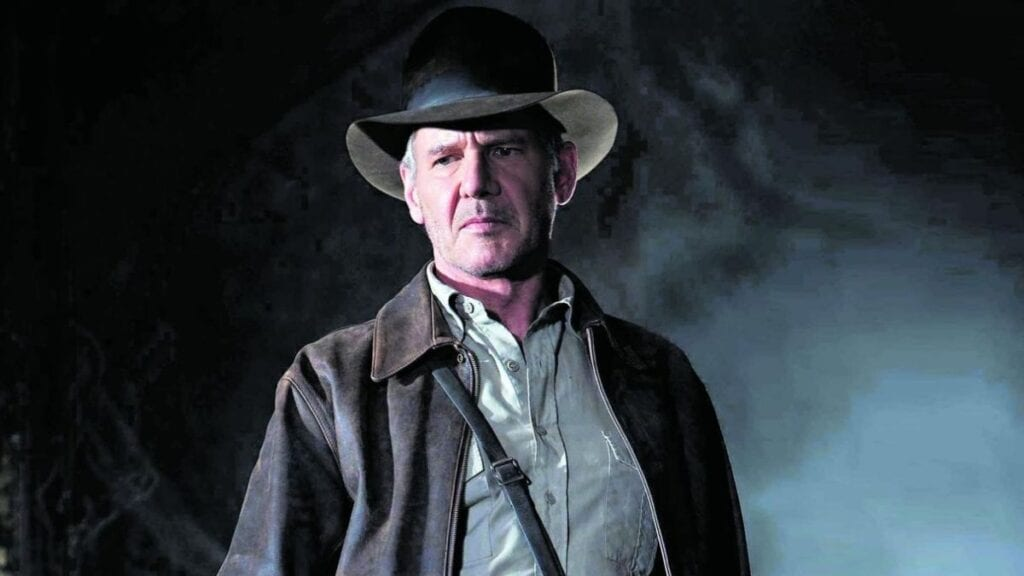 Indiana Jones 5 Harrison Ford Rodaje