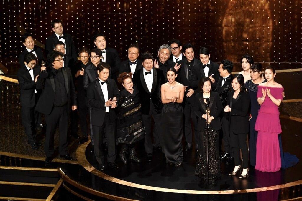 Parasite Oscar mejor película