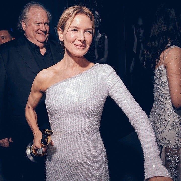 Oscars fiesta Renée Zellweger