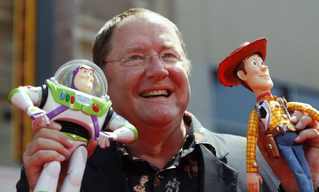 Toy Story john lasseter