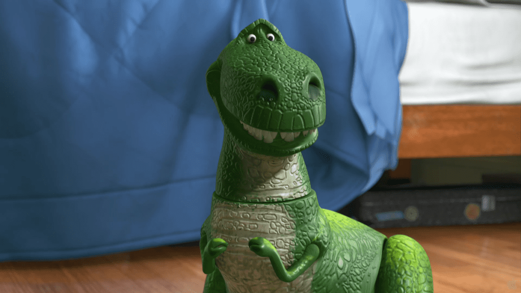 Toy Story rex