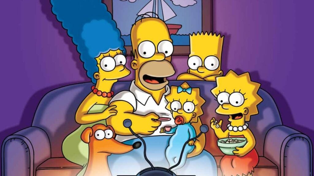 Los Simpson  Avengers Endgame