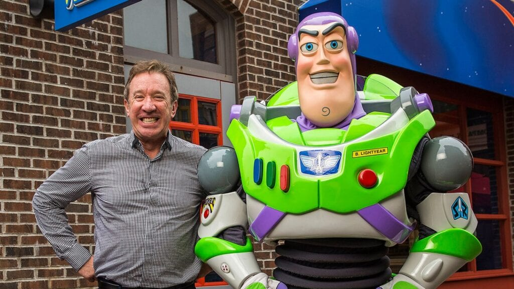 Toy Story tim allen