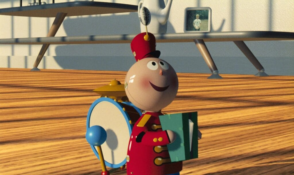 Toy Story Tin Toy