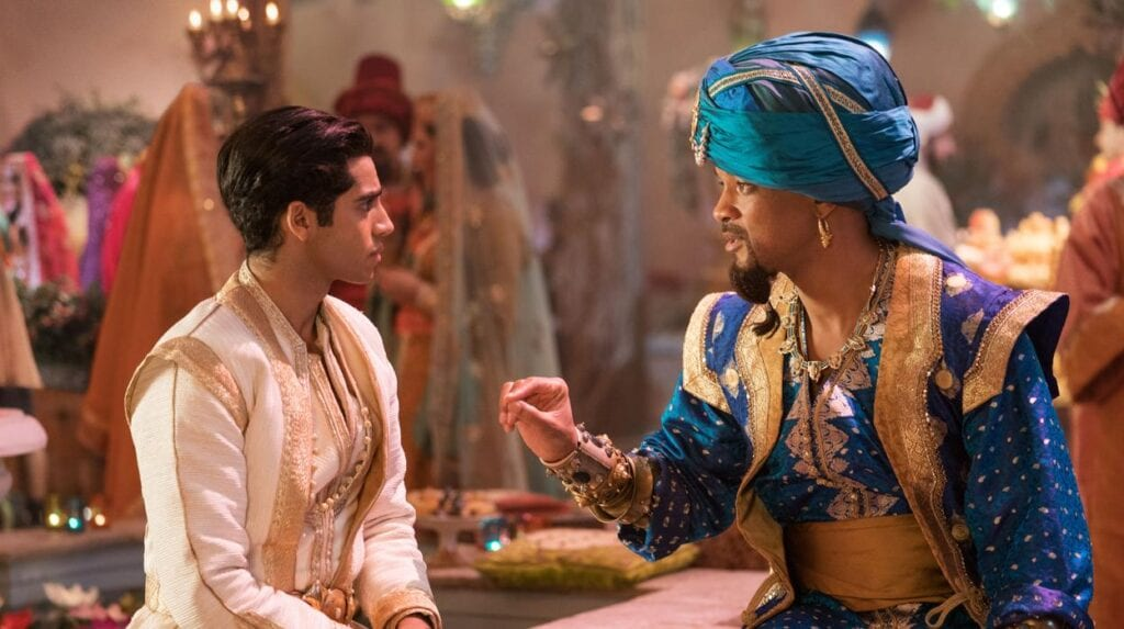 Aladdin 2 Live Action