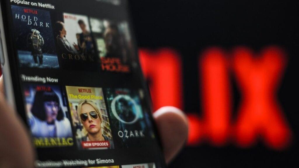Netflix Tendencias Tops
