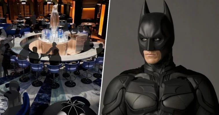 Batman Restaurante Londres