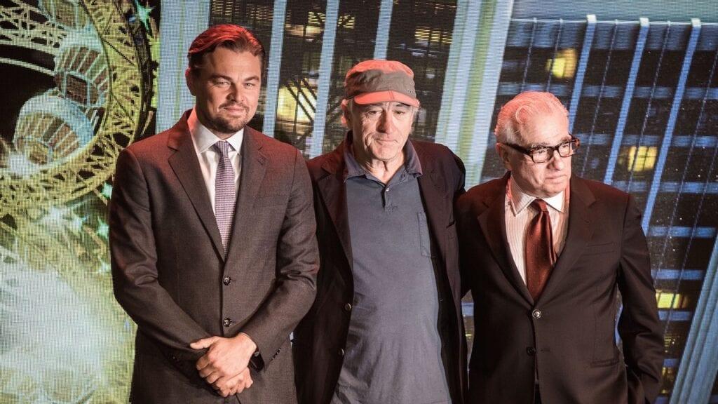 DiCaprio De Niro Scorsese