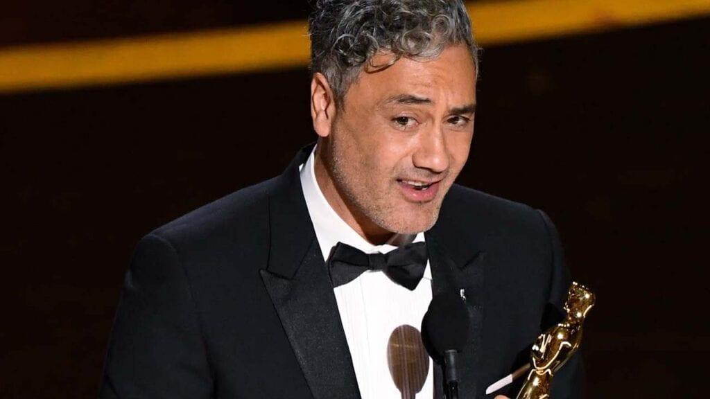 Taika Waititi Oscar Mejor Guion Adaptado