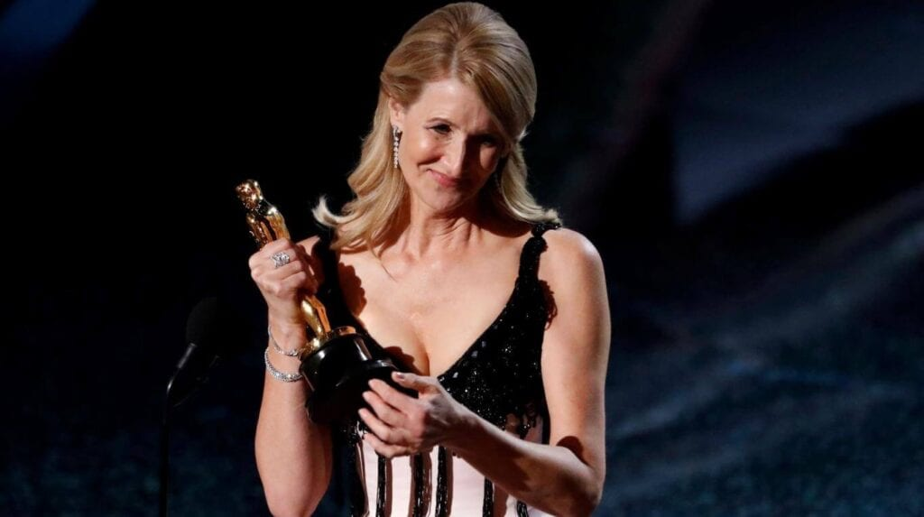 Laura Dern Oscar mejor actriz de reparto