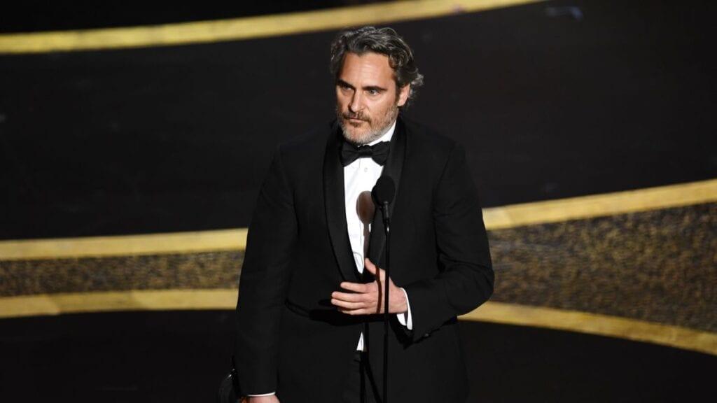 Joaquin Phoenix mejor actor Oscar joker