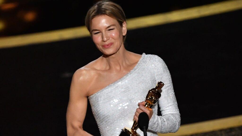 Renée Zellweger mejor actriz Oscar Judy
