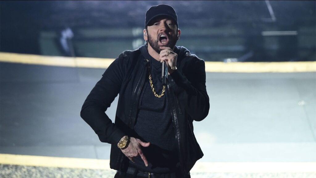 Eminem love yourself Oscars