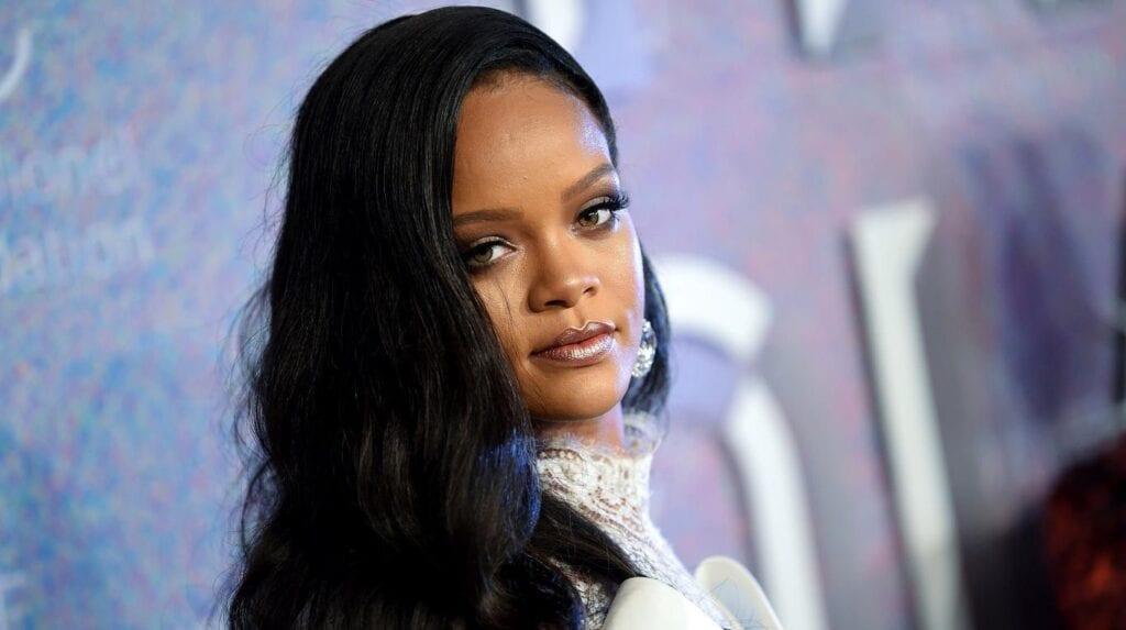 Rihanna the twilight zone