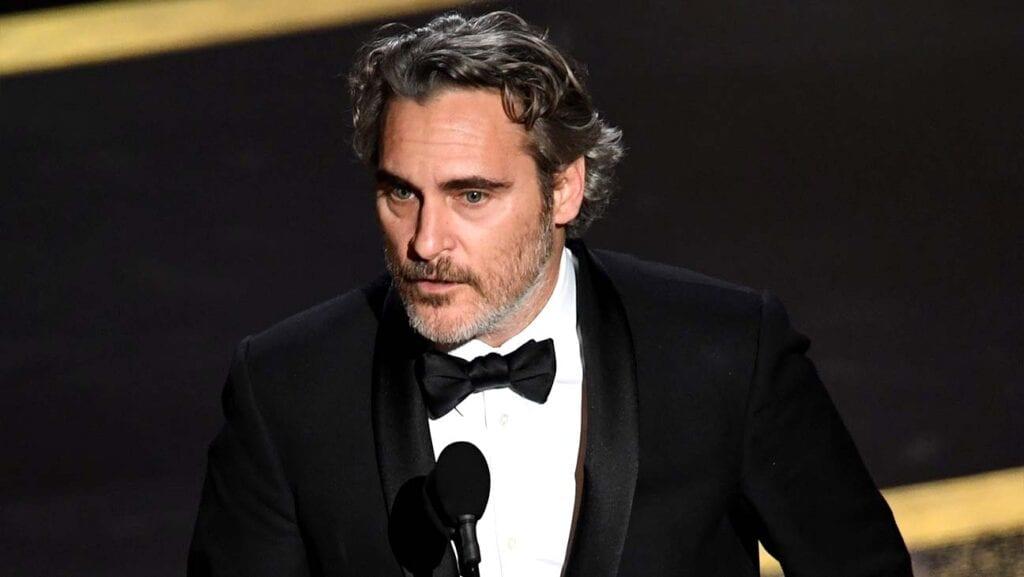 Joaquin  Phoenix Oscars