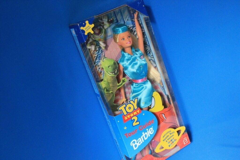 Toy Story hasbro mattel barbie telesketch
