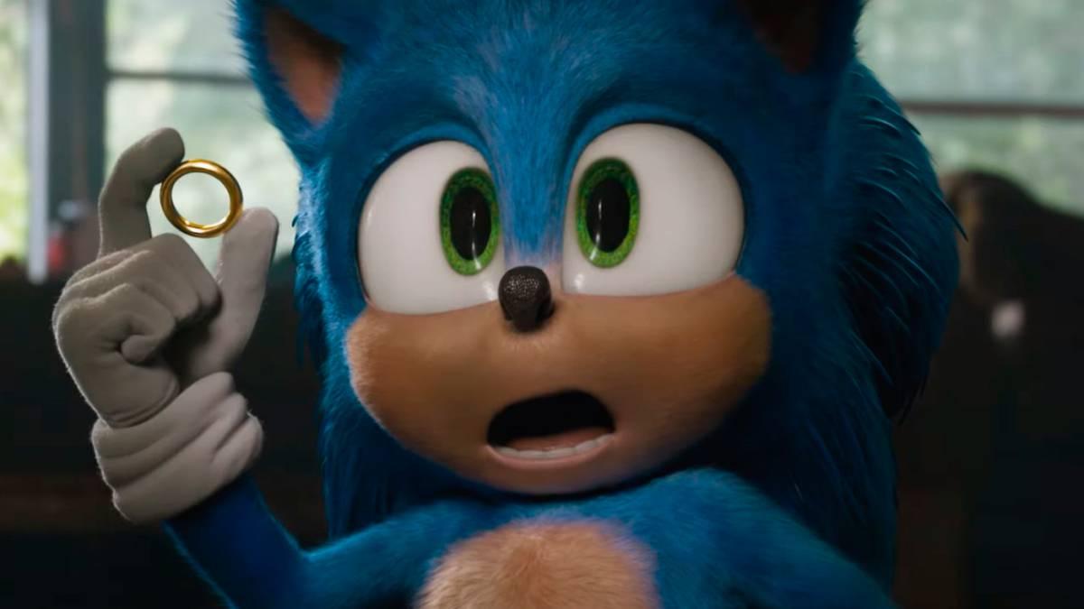 Sonic la película escena eliminada